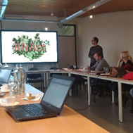 RNAct kick-off meeting in Bruxelles